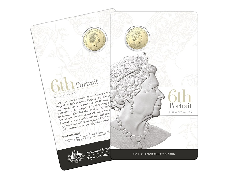 Article image for Australian coins to feature a new image of the Queen for the first time in 20 years