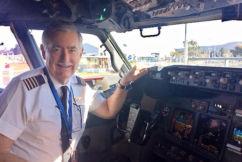 Rumour File: Qantas pilot Alan Cheers bids farewell after a 60-year career flying high