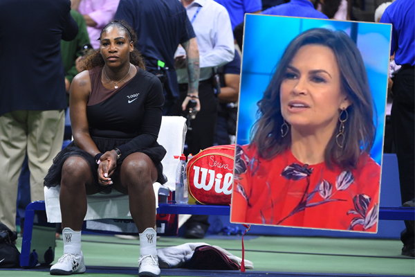 Article image for Why The Project can't air its Serena Williams interview (yet)