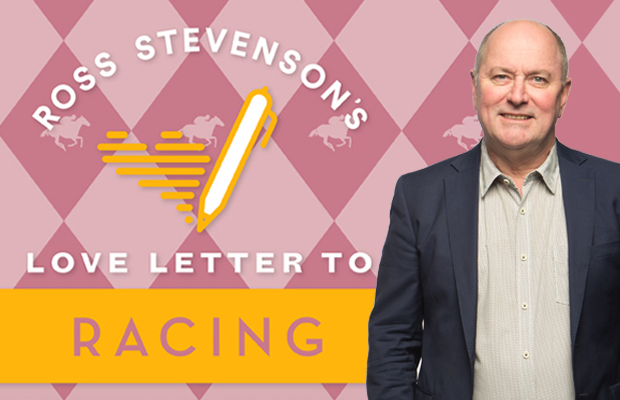 Article image for Ross Stevenson's Love Letter to Racing is on again!