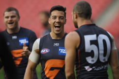 """GWS gun """"priority number one"""" over trade period for St Kilda"""