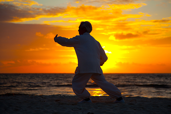 Article image for Ancient martial art of tai chi could help reduce falls in old age