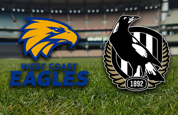 Article image for West Coast and Collingwood reveal their grand final teams!
