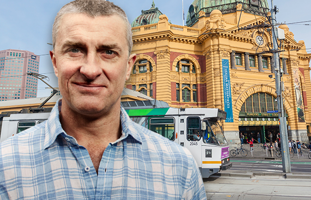 "Article image for The ""disgusting"" tram incident that left Tom Elliott questioning our society"
