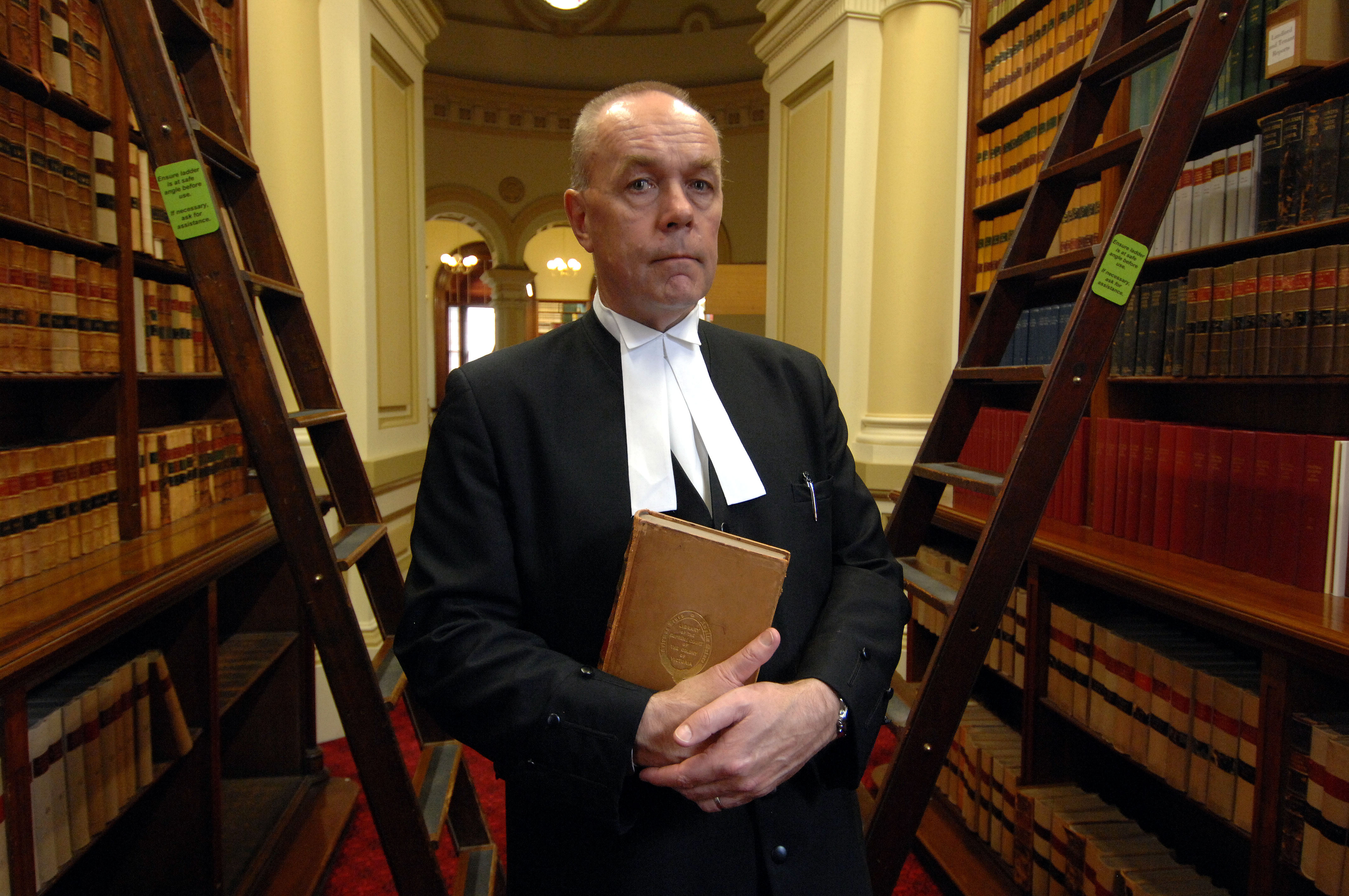 Article image for HOW TO DONATE   Former Supreme Court judge embarks on charity ride