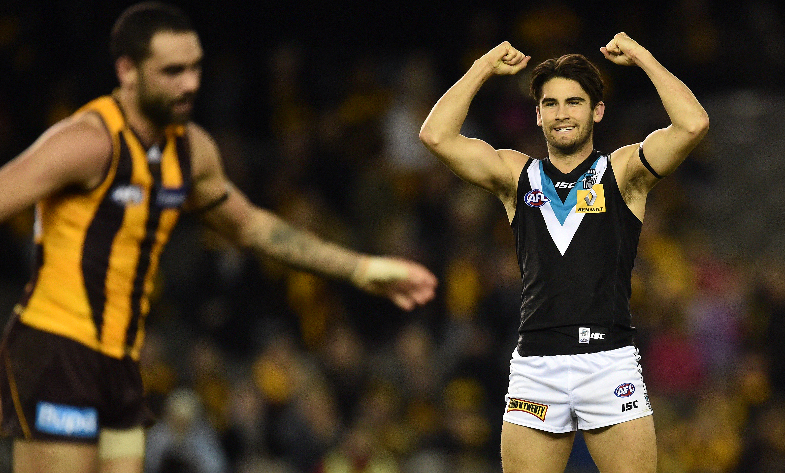 Article image for Wingard and Burton switch clubs in blockbuster trade deal