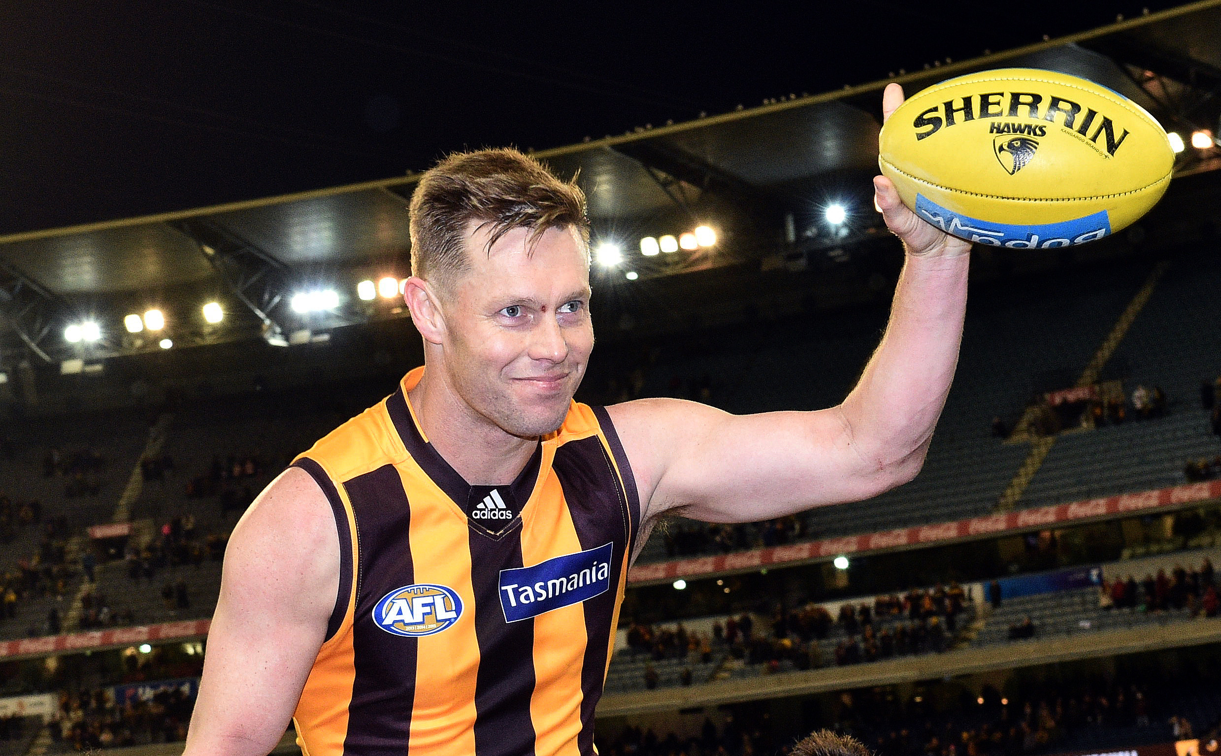 Article image for Sam Mitchell re-joins Hawthorn as assistant coach