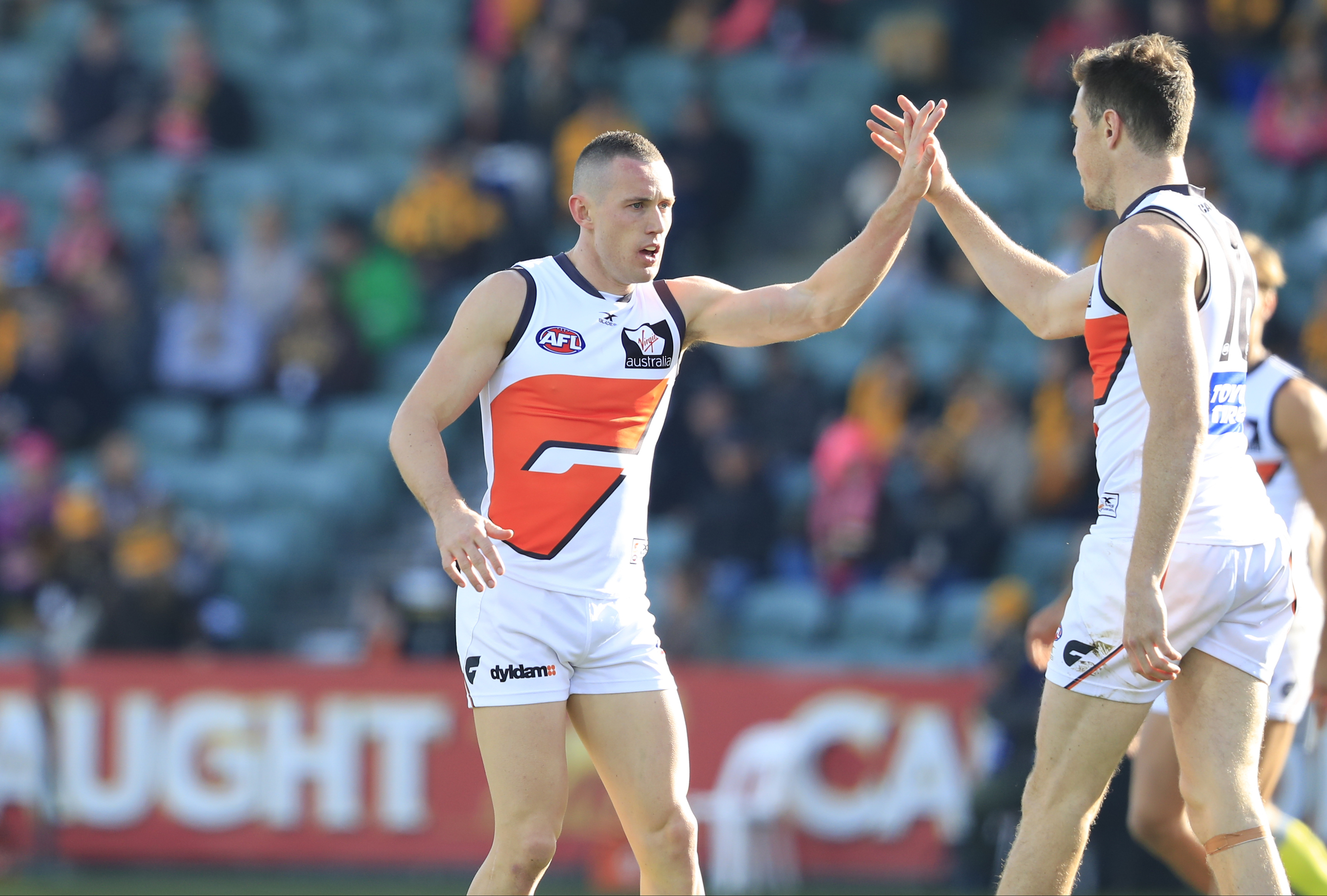 Article image for Hawthorn give up fourth-round pick for Tom Scully