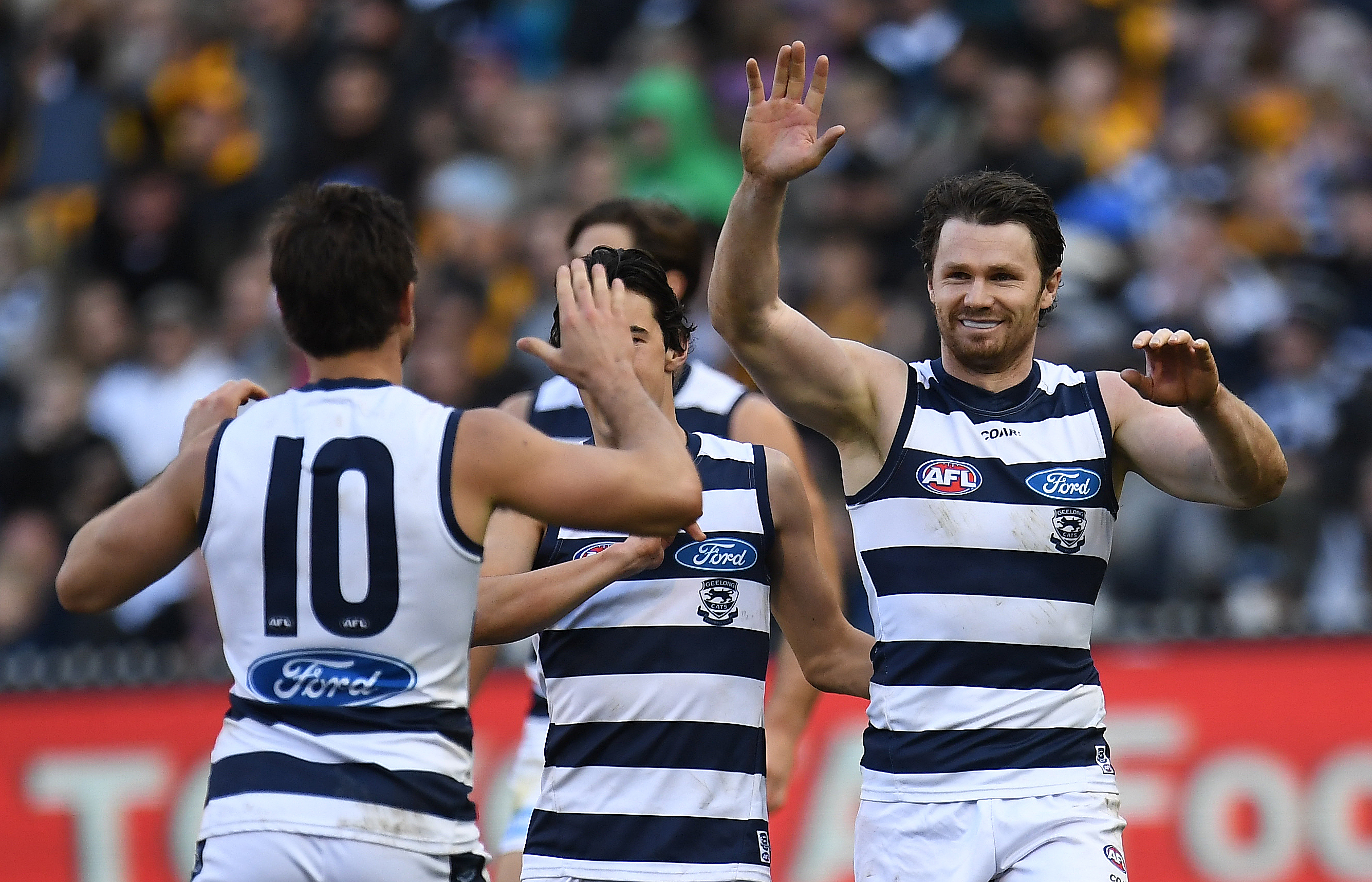 Article image for Daniel Menzel delisted by Geelong
