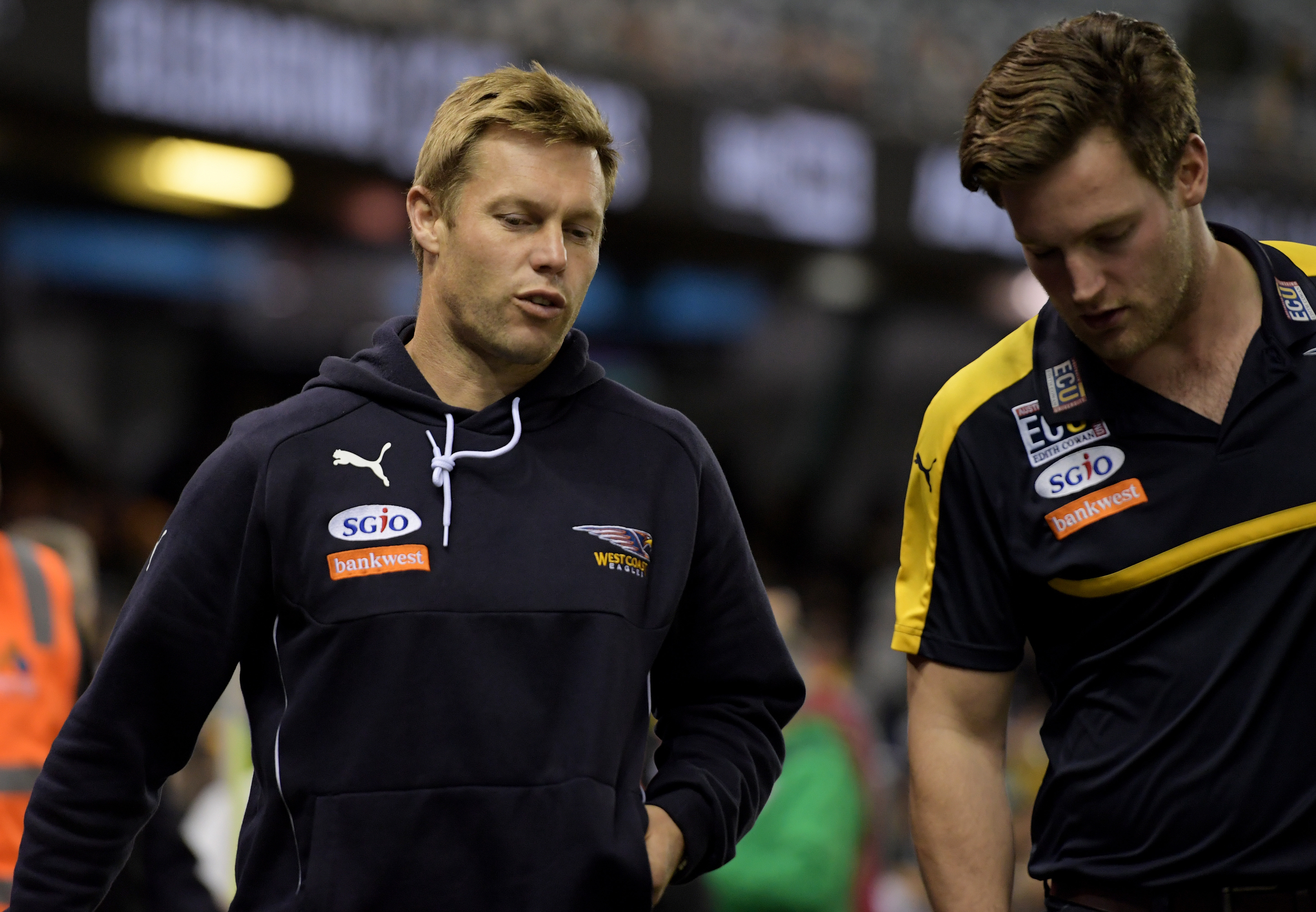 Sam Mitchell's high praise for Collingwood's Grand Final performance