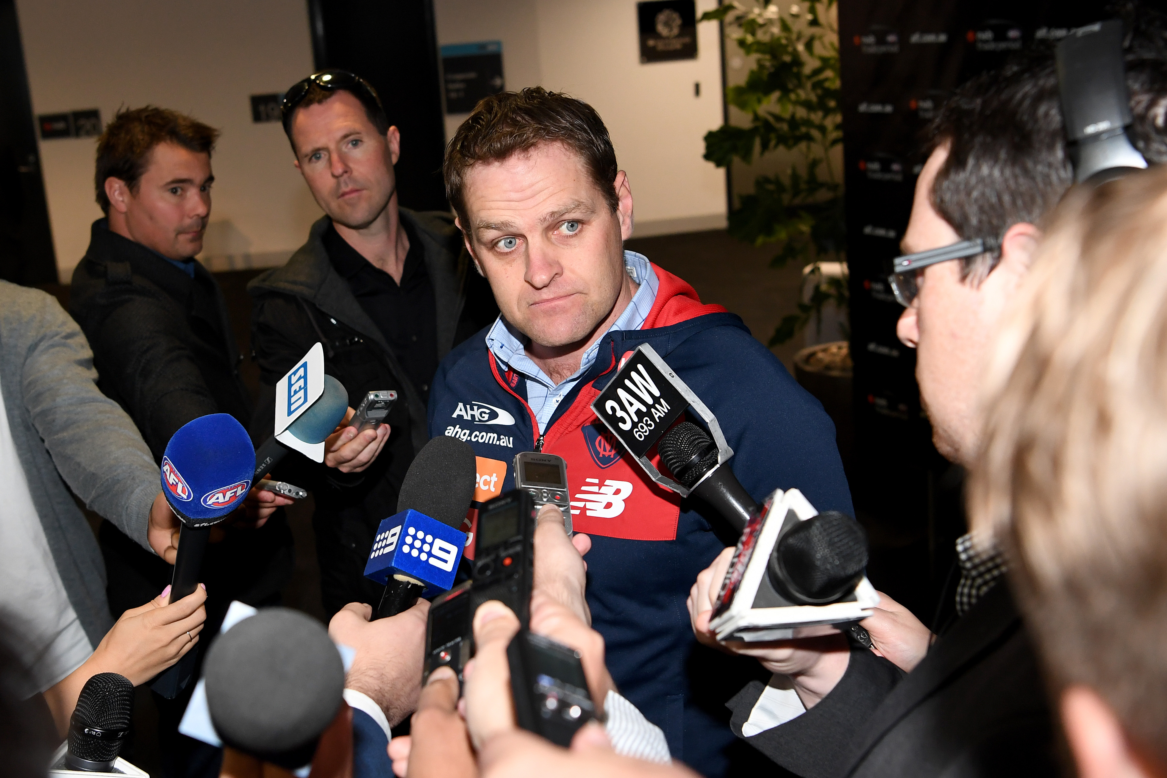 Article image for Ryan O'Keefe calls for shorter trade period