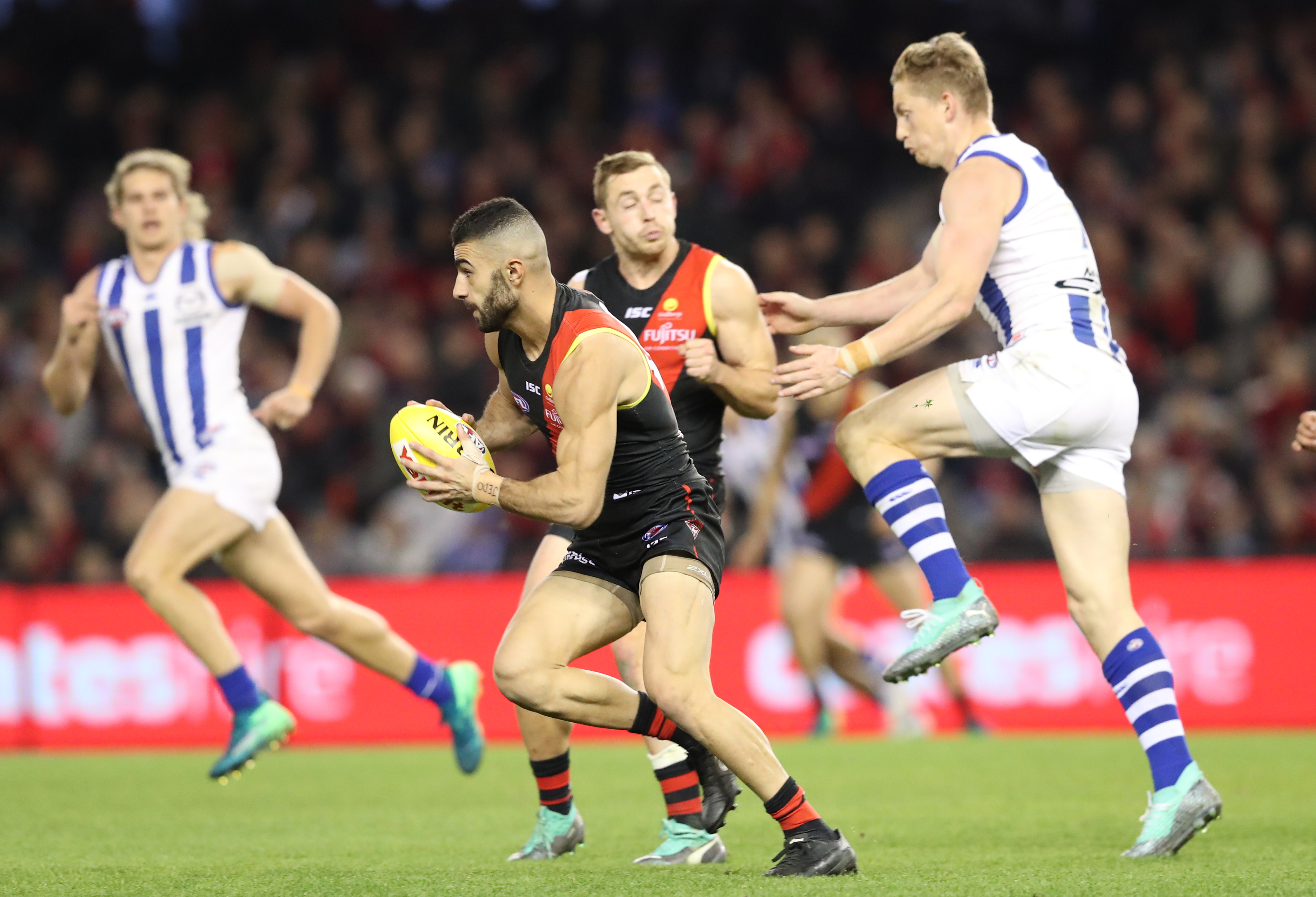 Essendon's presence on Good Friday guarantees big crowd, according to Sportsday co-host