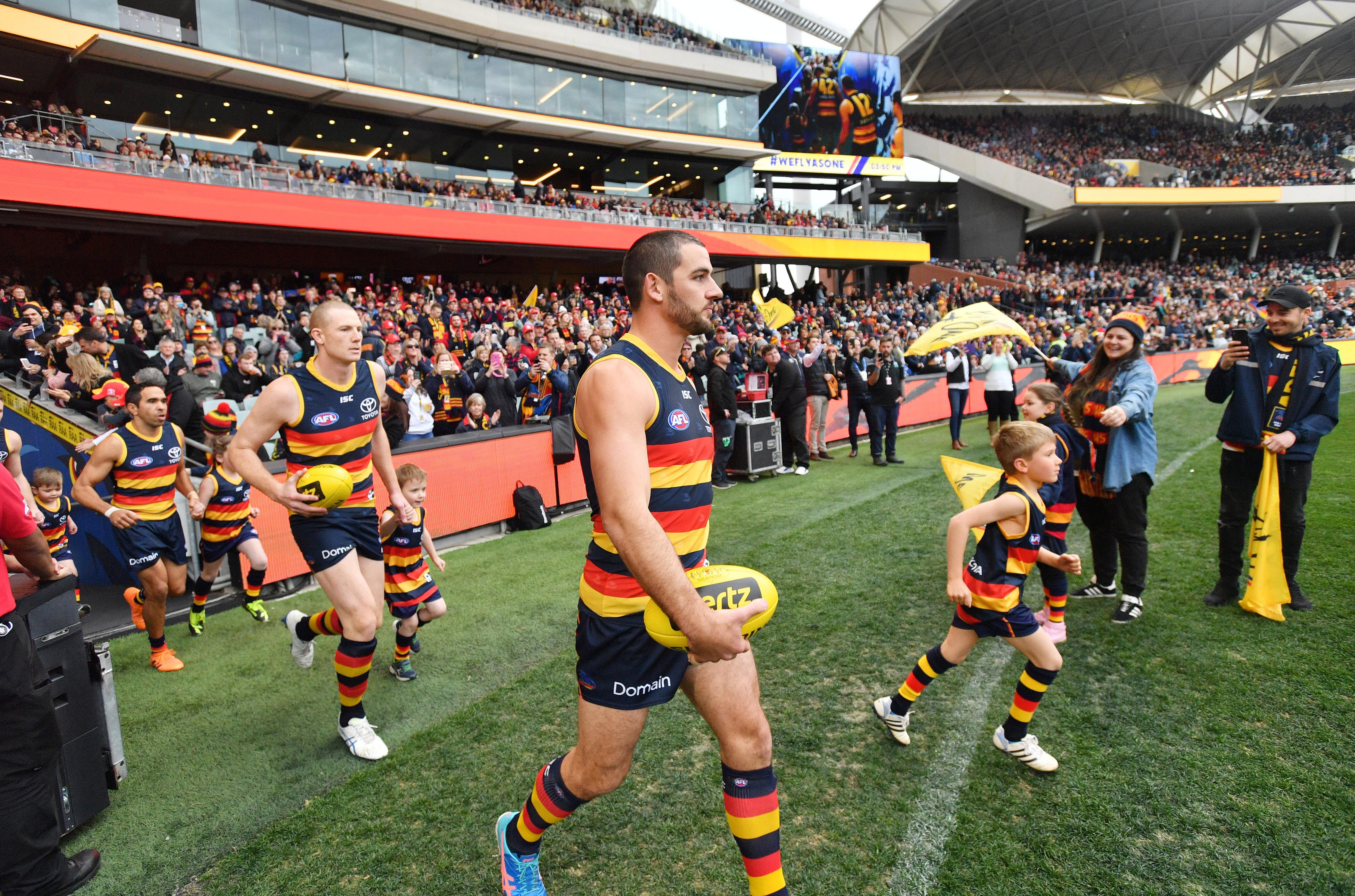AFL announces findings into Adelaide pre-season camp