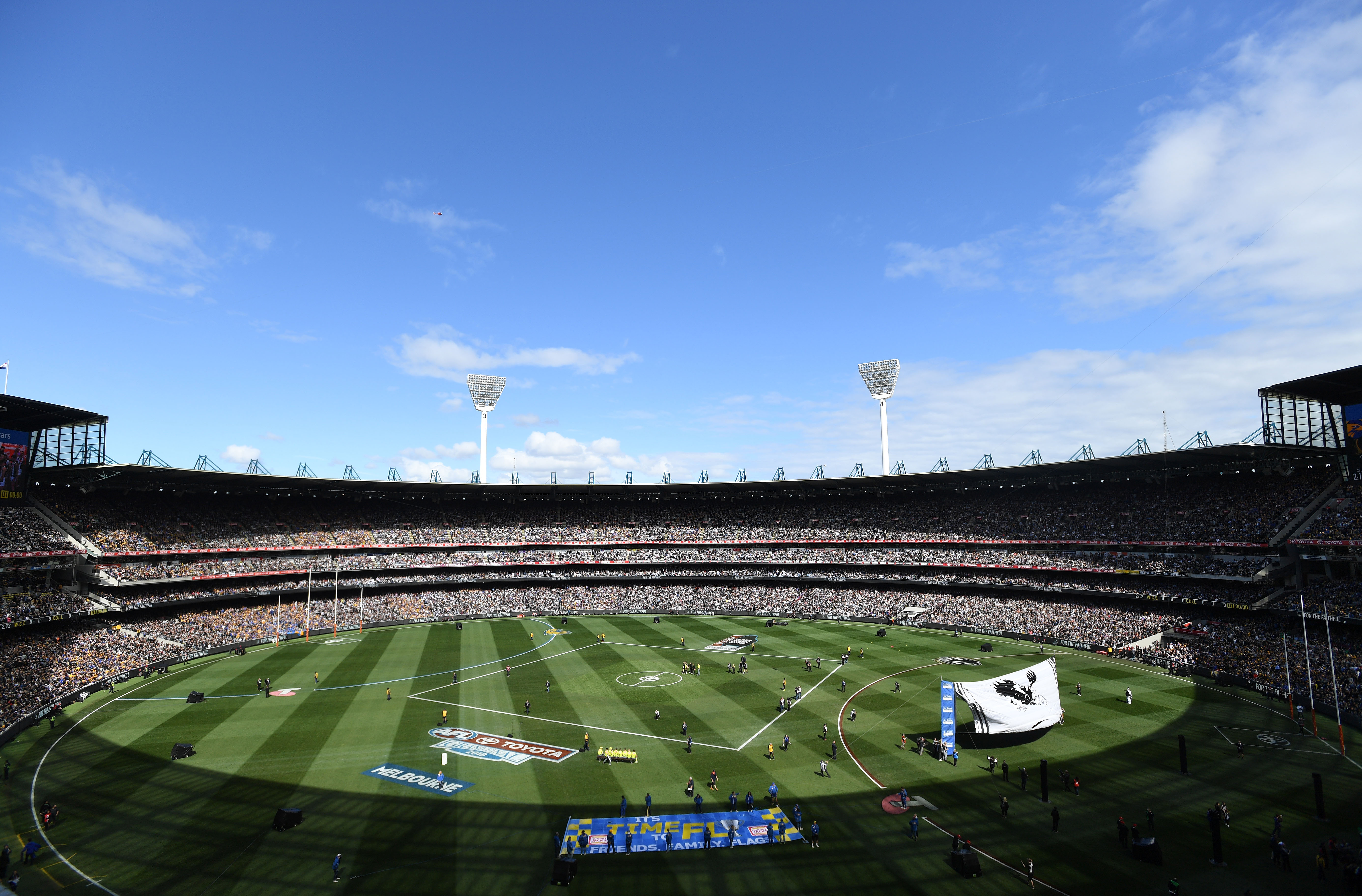 Article image for AFL fixture announcement delayed until Thursday