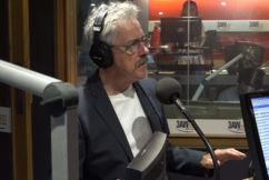 Griff Rhys Jones joins Ross and John in studio!
