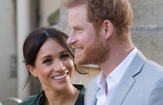Article image for Prince Harry and wife Meghan arrive in Melbourne