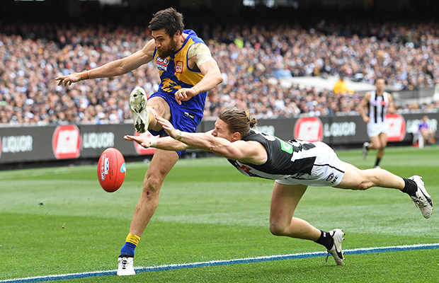 Article image for Sydney confirms interest in Collingwood grand final star