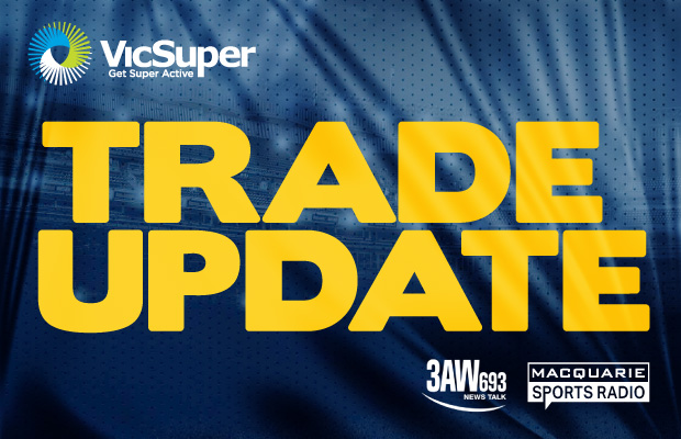 Article image for Every move, every trade: 3AW's AFL trade tracker for 2018