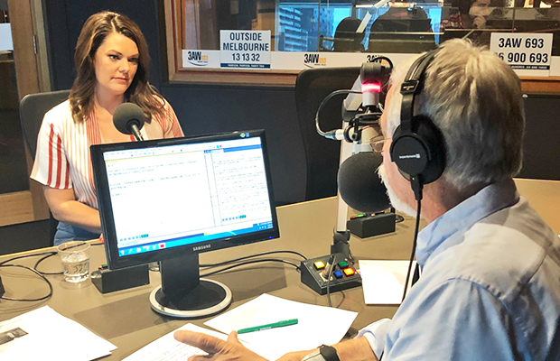 """Article image for """"I've had enough"""" 