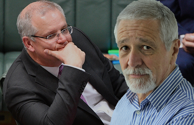 """Scott Morrison has """"blown his credibility"""" with """"obvious"""" political stunt"""