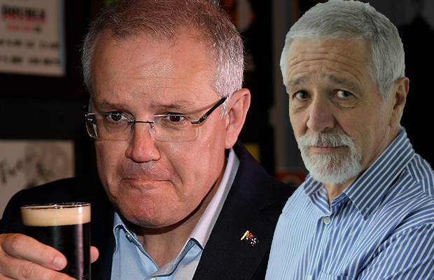 "Article image for Neil Mitchell calls on ""elites"" to ""lay off"" Scott Morrison"