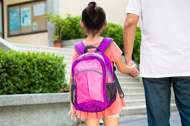 Article image for The benefits of walking to school