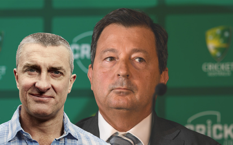 Article image for Tom Elliott calls for immediate sacking of all senior Cricket Australia officials in wake of review