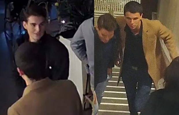 Article image for Hunt for men who stole car from St Kilda bar, dumped it in ocean