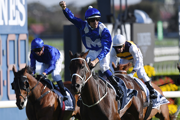 Article image for Winx owner issues ominous warning to rivals!