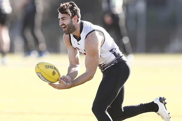 Article image for 'We are rapt to have him on board': Alex Fasolo to join the Blues
