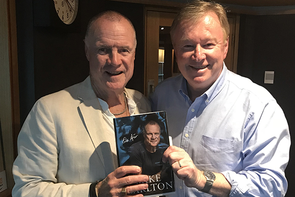 Article image for Mike Carlton chats with Denis Walter about his first day on air, stories from his long media career