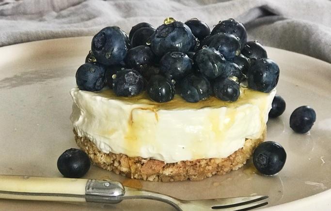 Emma Dean's recipe for Honey Labne Tarts