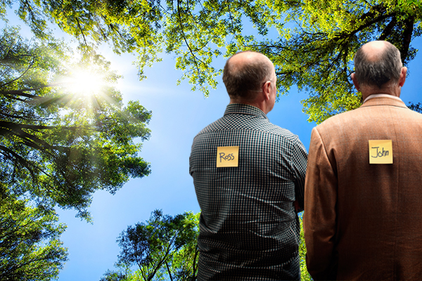 Article image for Best kept secrets: Ross and John want to know where are Melbourne's greatest parks and gardens?