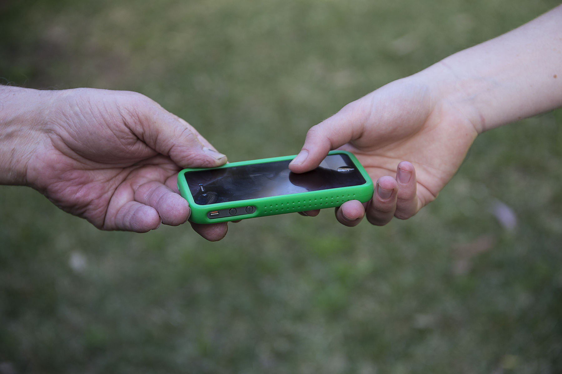 Article image for Stay secure – how to keep your data safe when recycling your old mobile phone