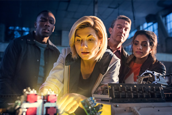 """""""A breath of fresh air"""": Aussie fans excited by female Dr Who"""