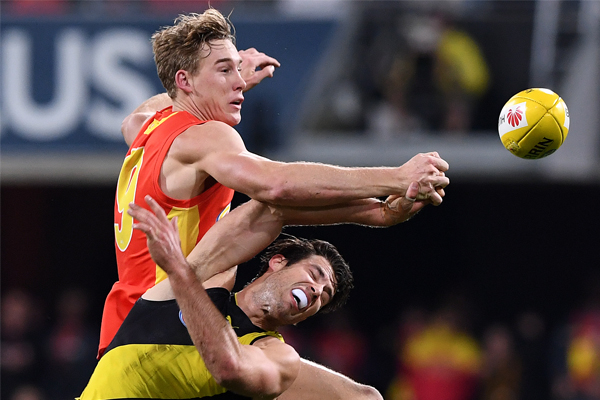 """Article image for """"You want to protect your good players from that"""": The position Tom Lynch won't be forced into at the Tigers"""