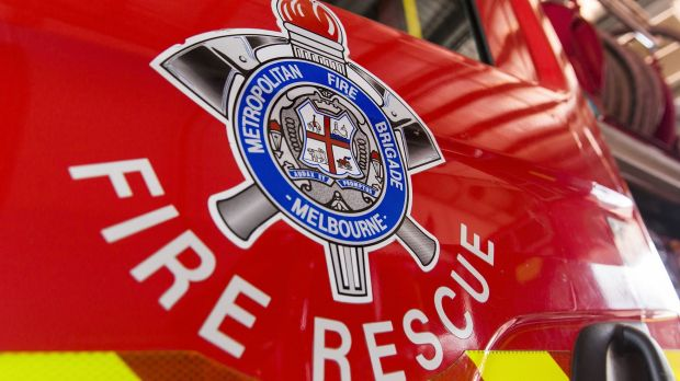 Small fire on a train causing commuter chaos on Sunbury, Werribee, Williamstown lines