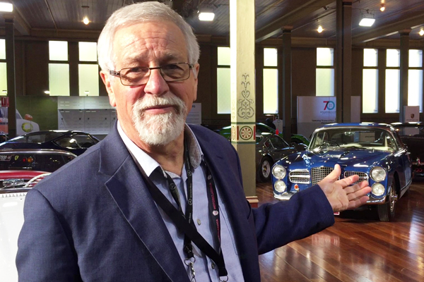 Article image for Neil Mitchell is broadcasting LIVE from Motorclassica and he wants your photos of cars