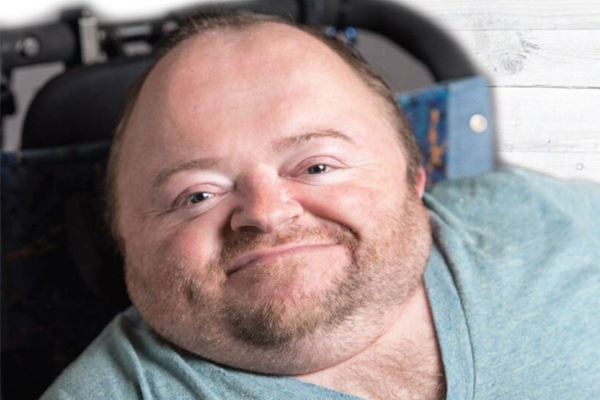 Article image for Peter Ford pays tribute to disability advocate Quentin Kenihan