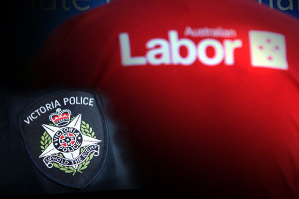 Article image for Red shirt rorts: Top cop denies political interference over fraud squad