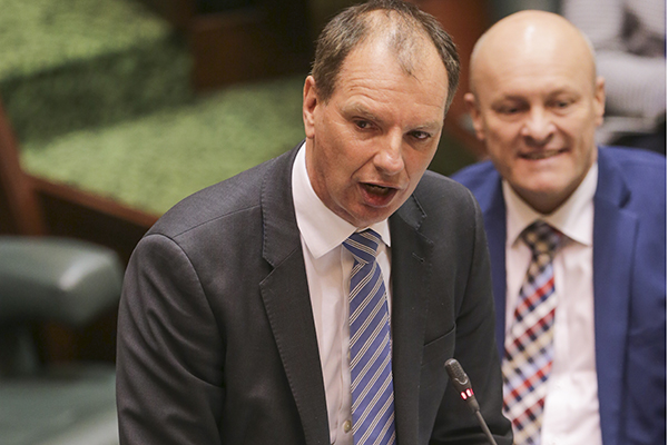 Article image for Liberal MP David Southwick left shaken after alleged assault