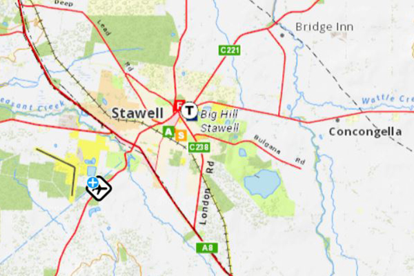 Article image for Two people injured after plane crashes into paddock near Stawell