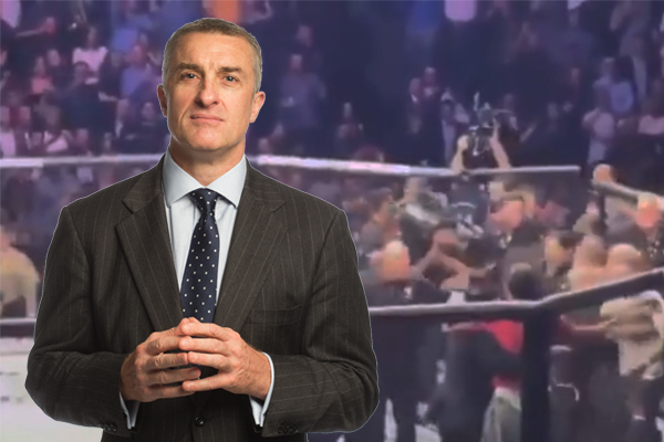 "Article image for ""It's terrible but not typical"": Tom Elliott defends the UFC"