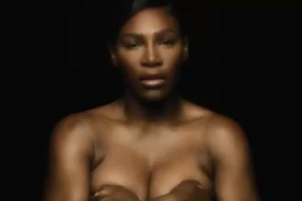"Article image for Peter Ford: Serena Williams records Divinyls hit ""I touch myself"""