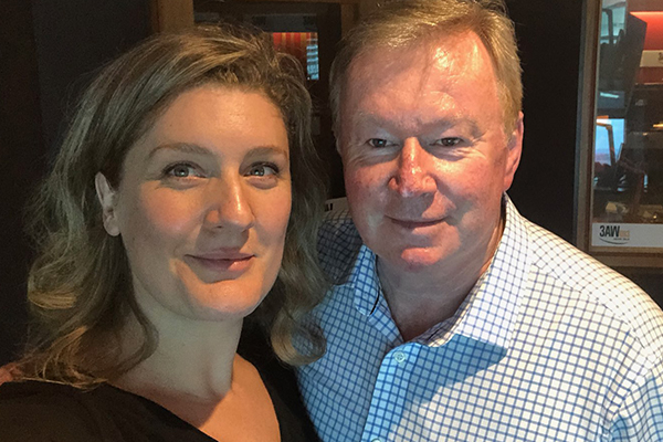 Article image for Virginia Gay joins Denis Walter in the studio to chat Calamity Jane