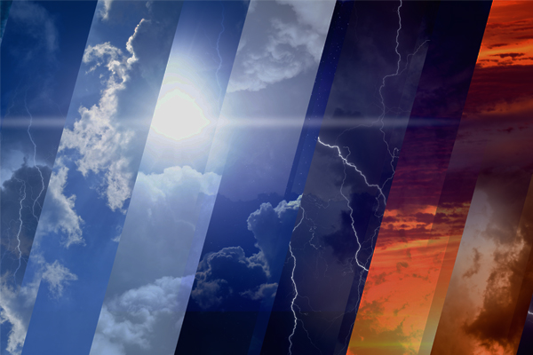 Severe weather warning: Damaging winds expected this afternoon