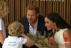 The Royals on tour: Denis crosses to Sydney to get an update