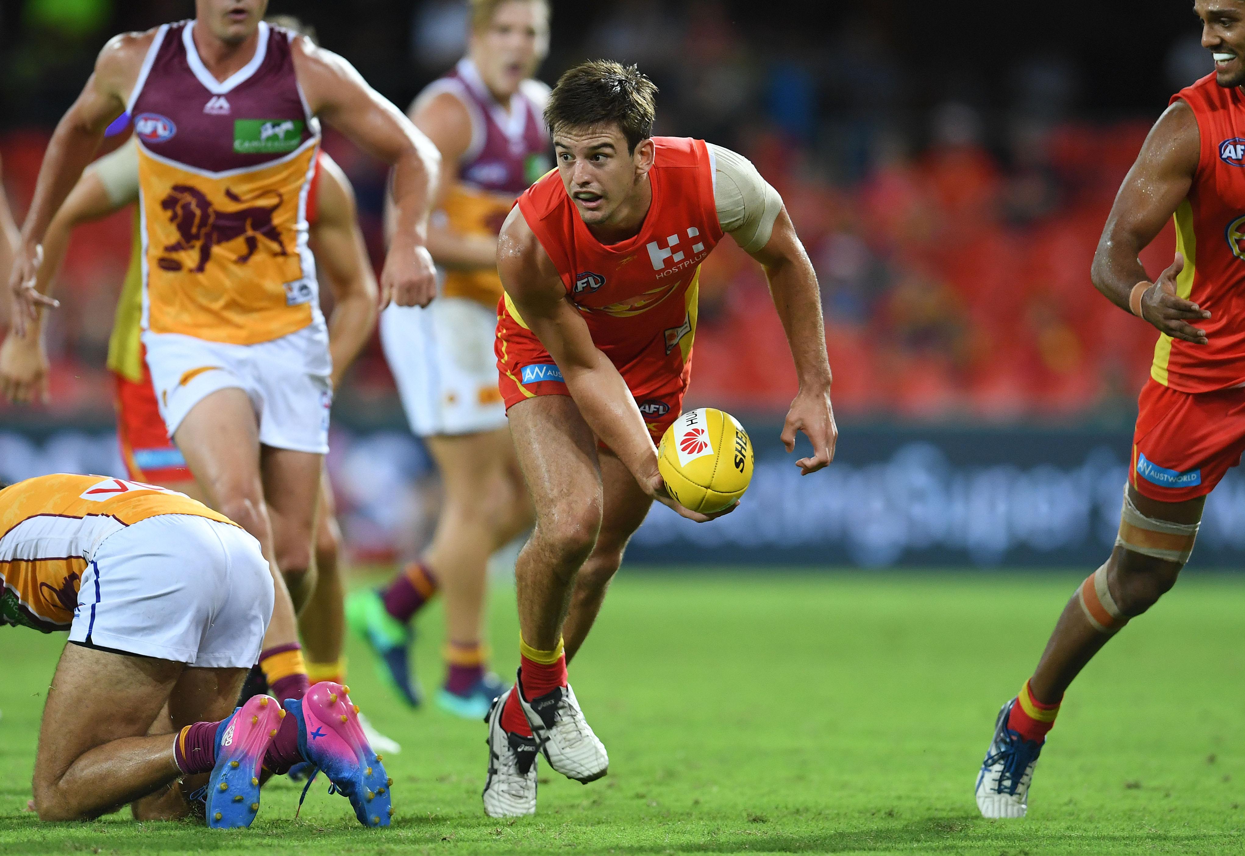 Lyons joins Brisbane after Suns delisting