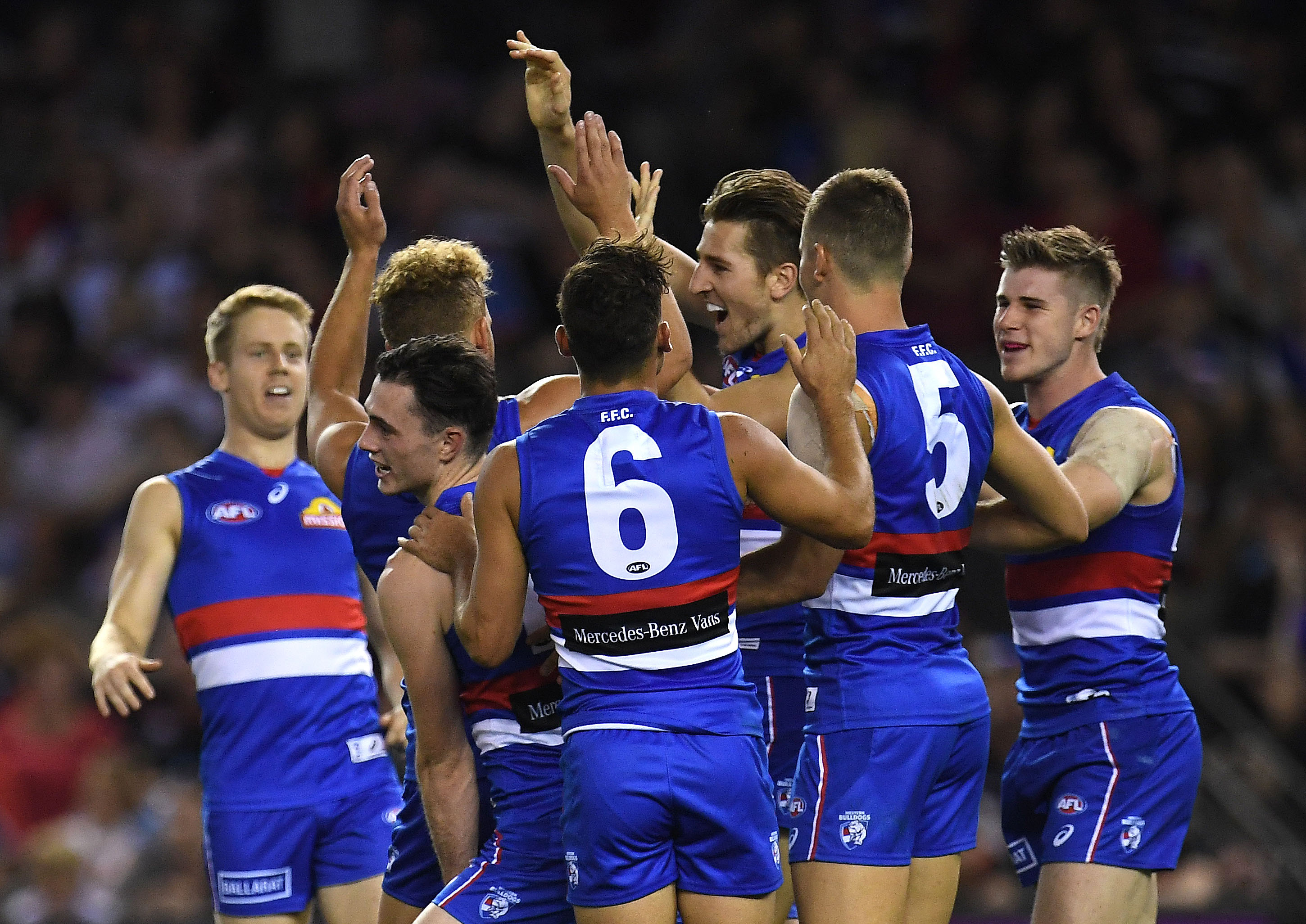 Article image for The one player Western Bulldogs can't afford to lose