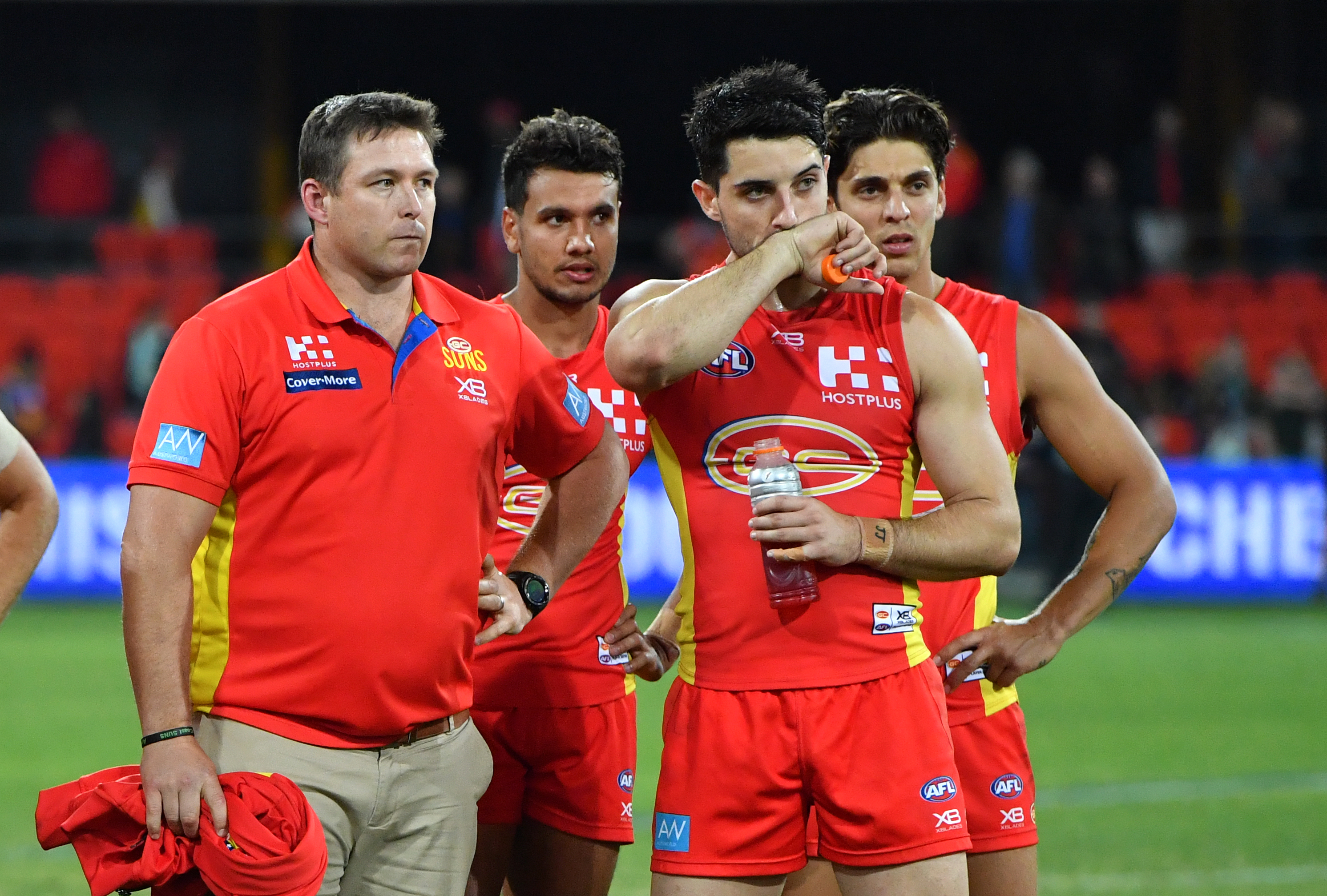 Article image for Gold Coast Suns set to be handed more money as league looks to fix ailing club